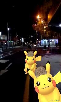 Imagen/captura de Pokémon GO para Android