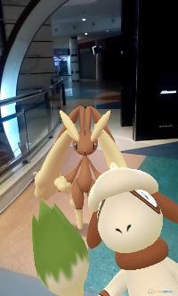 Análisis de Pokémon GO para iPh-iPod: Paseando a Miss Dartrix