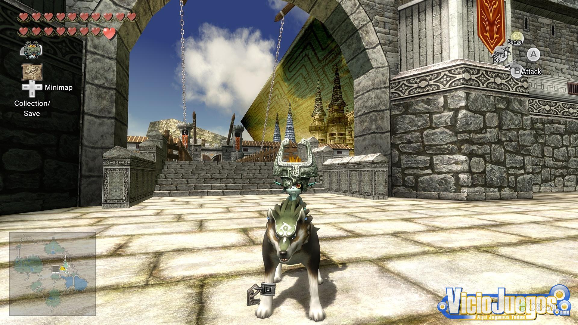 Análisis De The Legend Of Zelda Twilight Princess Hd Para