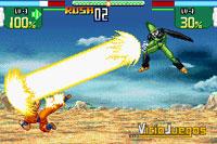Aquí tenemos el aspecto de las super magias en Supersonic Warriors