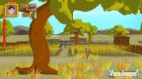 El huerto, el hábitat natural de los jubilados
