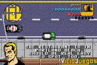 Imagen/captura de Grand Theft Auto Advance para Game Boy Advance