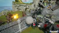 Análisis de Rock of Ages II: Bigger & Boulder para PS4: El peso de la historia
