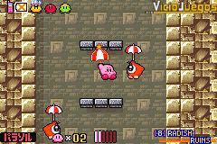 Kirby repite en Game Boy Advance