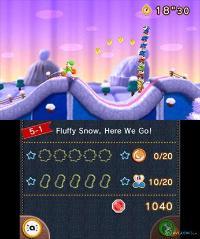 Análisis de Poochy & Yoshi's Woolly World para 3DS: Mascotas de lana