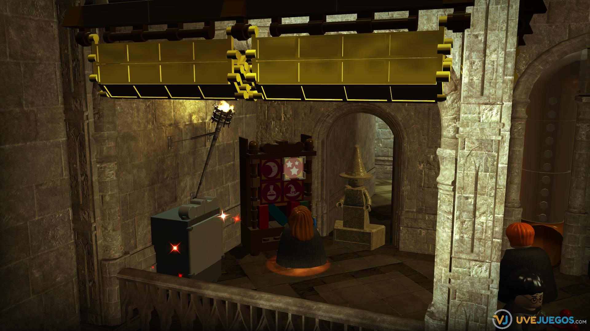 Analisis De Lego Harry Potter Collection Para Ps4 Uvejuegos Com