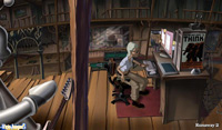 Análisis de Runaway 2: The Dream of the Turtle para PC: Unas vacaciones moviditas