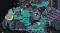Análisis de The Little Acre para PS4: Aventura de nostalgia