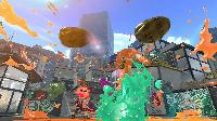 Imagen/captura de Splatoon 2 para Nintendo Switch