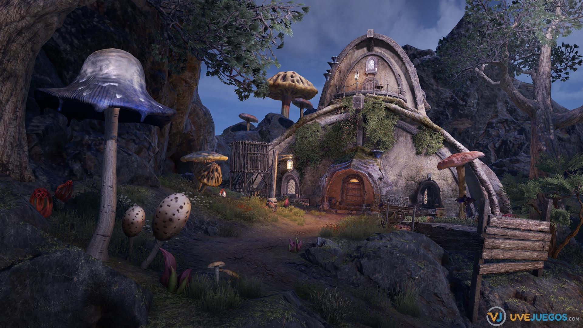 Todas Las Imagenes O Capturas De The Elder Scrolls Online Morrowind