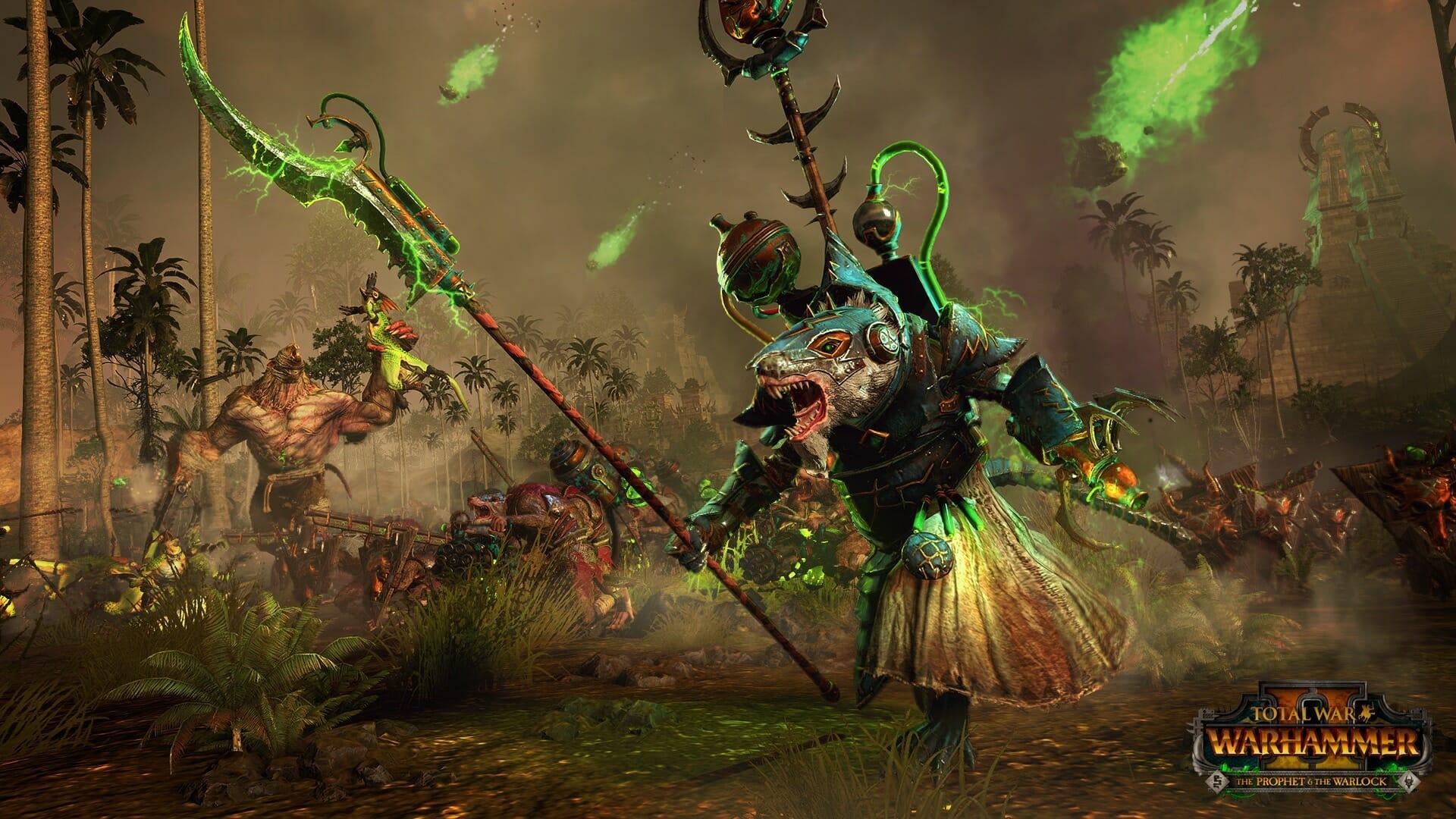 Total War Warhammer Ii The Prophet Amp The Warlock