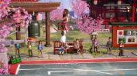 Análisis de NBA Playgrounds para XONE: Gana el que meta la última canasta