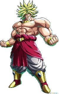 Personaje descargable: Broly