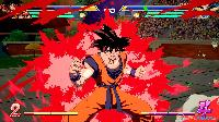 Imagen/captura de Dragon Ball FighterZ para PC