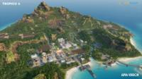Imagen/captura de Tropico 6 para PlayStation 4