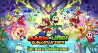 Análisis de Mario & Luigi: Superstar Saga + Secuaces de Bowser para 3DS: Secuaces del Reino Champiñón