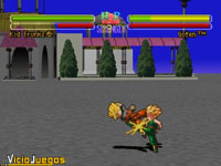 Imagen/captura de Dragon Ball Z: Ultimate Battle 22 para PSOne