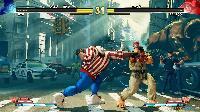 Imagen/captura de Street Fighter V: Arcade Edition para PlayStation 4
