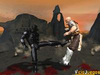 Imagen/captura de Mortal Kombat: Deception para GameCube