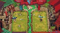 Análisis de Strikers Edge para PS4: Balón prisionero estilo medieval