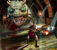Imagen/captura de God of War para PlayStation 2
