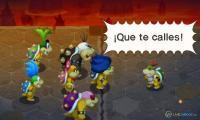 Imagen/captura de Mario & Luigi: Viaje al centro de Bowser + Las peripecias de Bowsy para Nintendo 3DS