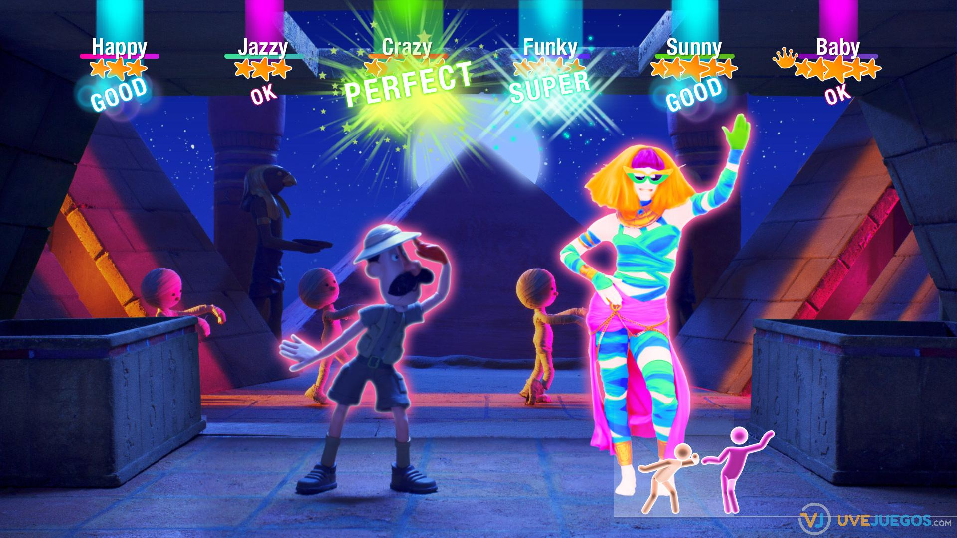 Todas Las Imagenes O Capturas De Just Dance 2019 Para Wii U