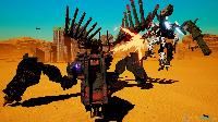 Avance de Daemon x Machina: Metal incandescente