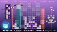 Análisis de Lumines Remastered para XONE: Piensa en cuadrado