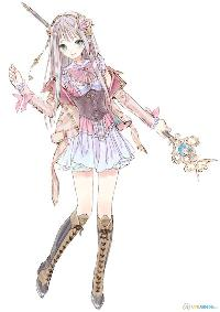Imagen/captura de Atelier Lulua: The Scion of Arland para Nintendo Switch