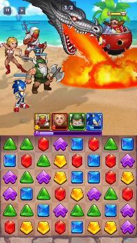 Análisis de SEGA Heroes para Android: Dremagen, la emperatriz de la imagen distorsionada