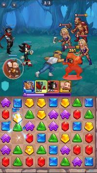 Imagen/captura de SEGA Heroes para Android