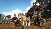 Análisis de ARK: Survival Evolved para Switch: Crafteolosaurius Interruptus