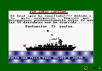 Análisis de Admiral Graf Spee para Amst: Al servicio del terror