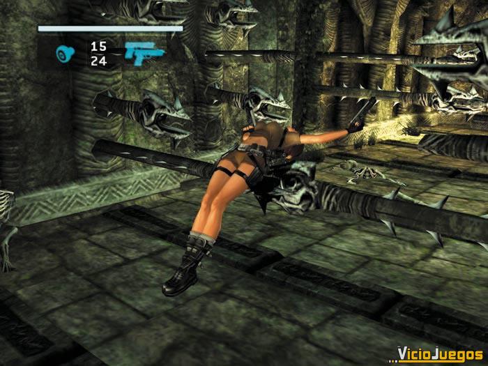 Impresiones Jugables: Lara vuelve a sus orígenes