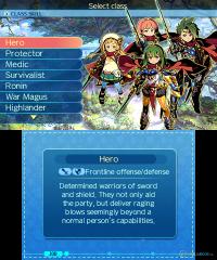 Imagen/captura de Etrian Odyssey Nexus para Nintendo 3DS