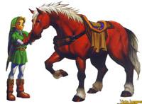 Imagen/captura de The Legend of Zelda: Ocarina of Time para Nintendo 64