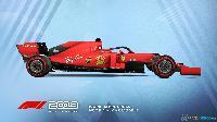 Imagen/captura de F1 2019 para PC