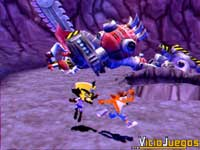 Imagen/captura de Crash Bandicoot TwinSanity para PlayStation 2