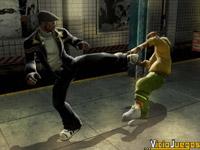 Imagen/captura de Def Jam Fight For New York para Xbox Classic