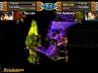 Imagen/captura de Shonen Jump's Shaman King: Power of Spirit para PlayStation 2