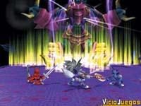 Avance de Digimon World 4: Salvando al Digimundo por cuarta vez