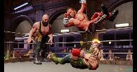 Imagen/captura de WWE 2K Battlegrounds para PlayStation 4