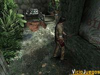 Imagen/captura de Resident Evil Outbreak File #2 para PlayStation 2