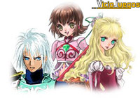 Éstos parecen los protagonistas del RPG