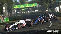 Imagen/captura de F1 2021 para PlayStation 4