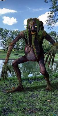 Imagen/captura de The Witcher: Monster Slayer para iPhone / iPod Touch