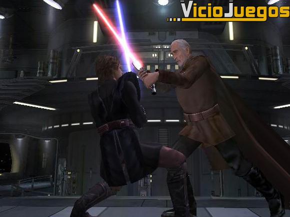 El nacimiento de Darth Vader