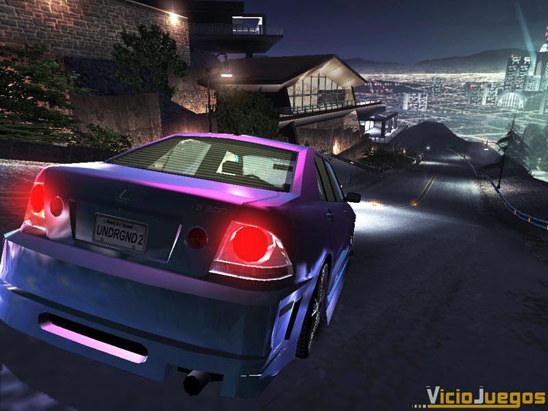 Need For Speed, más 'underground' que nunca