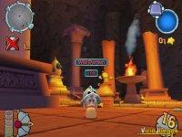 Imagen/captura de Worms Forts Under Siege para PlayStation 2
